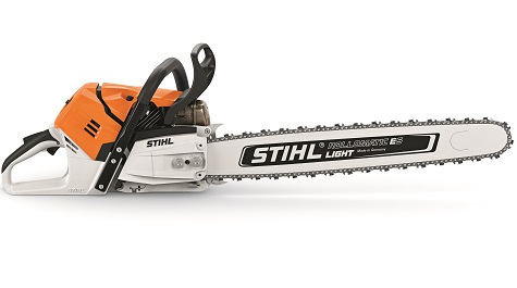 STIHL LAUNCH A WORLD'S FIRST