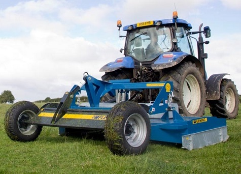 £4M EXPANSION FOR FLEMING AGRI PRODUCTS