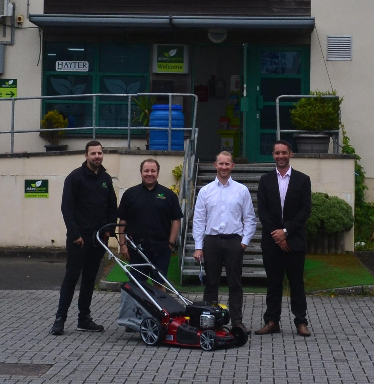 GARDENCARE APPOINTS CENTRAL SPARES