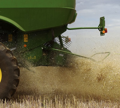 DEERE PAYS $1M FOR AIR QUALITY VIOLATION