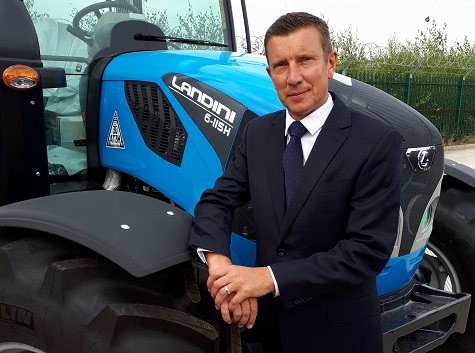 AGRI-ARGO APPOINTS NEW GENERAL MANAGER