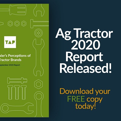 AG TRACTOR RESEARCH SUMMARY REPORT RELEASED