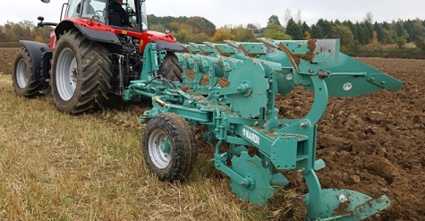 UK LAUNCH FOR TILLAGE EQUIPMENT BRAND