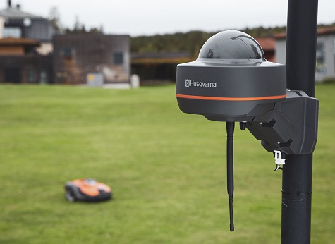 HUSQVARNA LAUNCHES VIRTUAL BOUNDARY TECH
