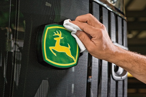 JOHN DEERE INCLUDED IN GLOBAL BEST BRANDS