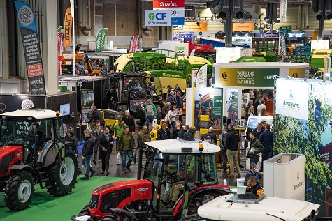 LAMMA '20 STAND SPACE OVER 95% SOLD OUT