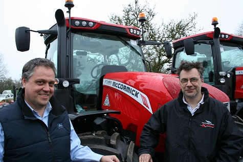 STAFFS DEALER SWITCHES TO MCCORMICK
