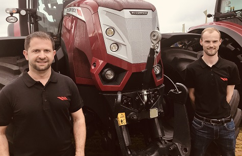 MCCORMICK TRACTORS RELAUNCHED IN ESSEX