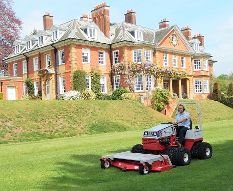 TORO TO BUY MAKER OF VENTRAC EQUIPMENT