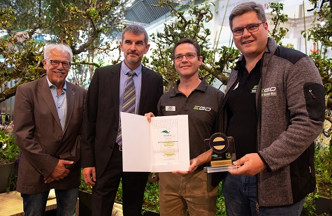 INNOVATION AWARDS FOR EGO LINE TRIMMER