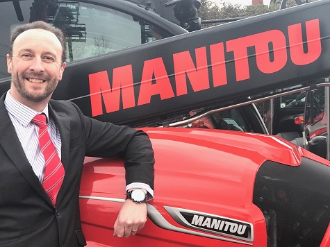 MARK ORMOND APPOINTED NEW MD OF MANITOU