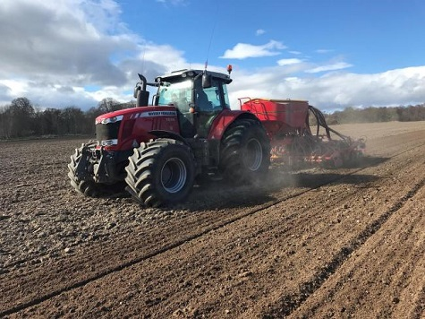 TRACTOR SALES DIP IN MAY