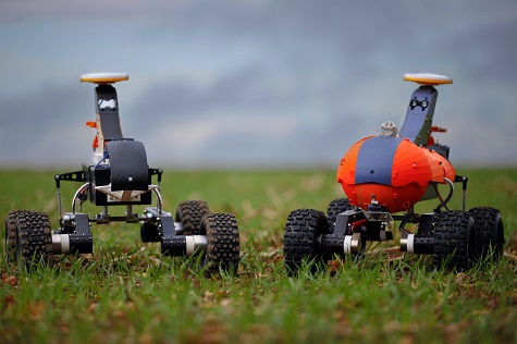 FARMERS FUEL £1.2 MILLION CROWDCUBE SUCCESS FOR SMALL ROBOT COMPANY
