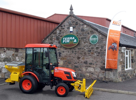 MACHINERY DEALERSHIP AGREEMENTS FOR TERRA FIRMA