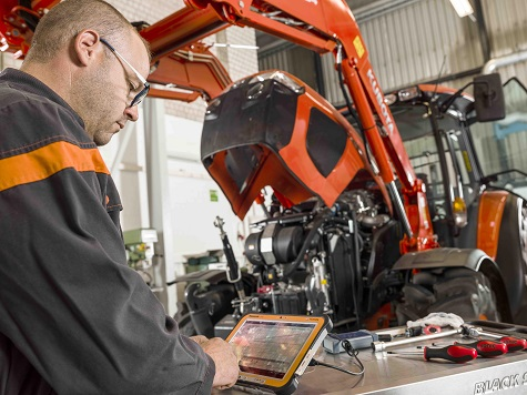 KUBOTA TO BUILD NEW EURO R&D CENTRE FOR TRACTORS